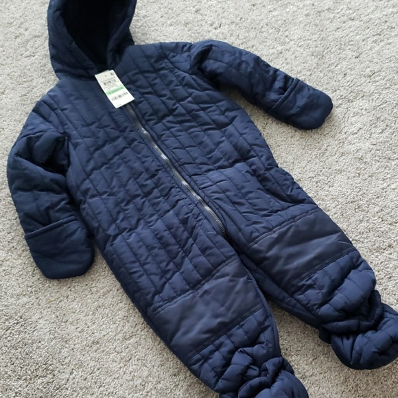 7cb432911 NWT Baby Toddler Bunting Suit Outerwear Winter. NWT. First Impressions